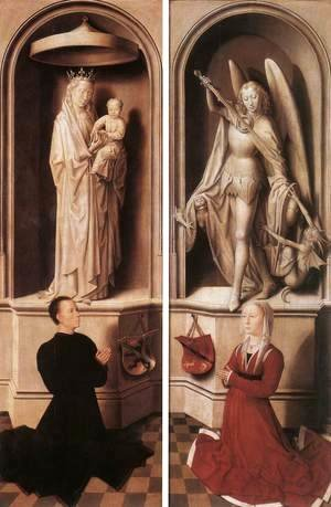 Hans Memling - Last Judgment Triptych [detail: 13]