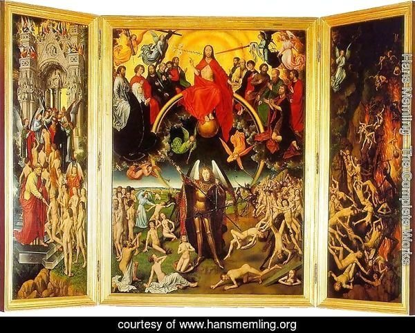 The Last Judgement Triptych