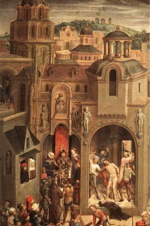 Hans Memling - Scenes from the Passion of Christ (detail)
