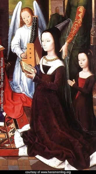 The Donne Triptych (detail) 2
