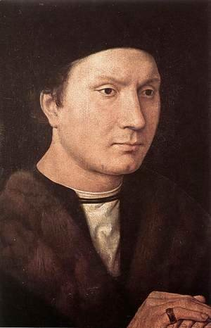 Hans Memling - Portrait of a Man 2
