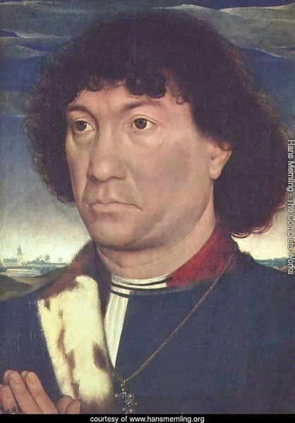 Portrait of a man from the Lespinette family