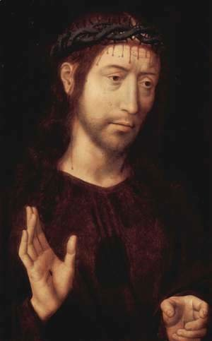 Hans Memling - Christ crowned with thorns