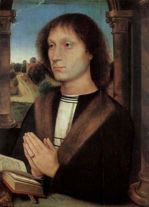 Portrait of a man (Giovanni)