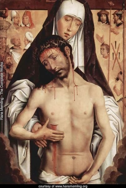 Sorrows with dead Christ