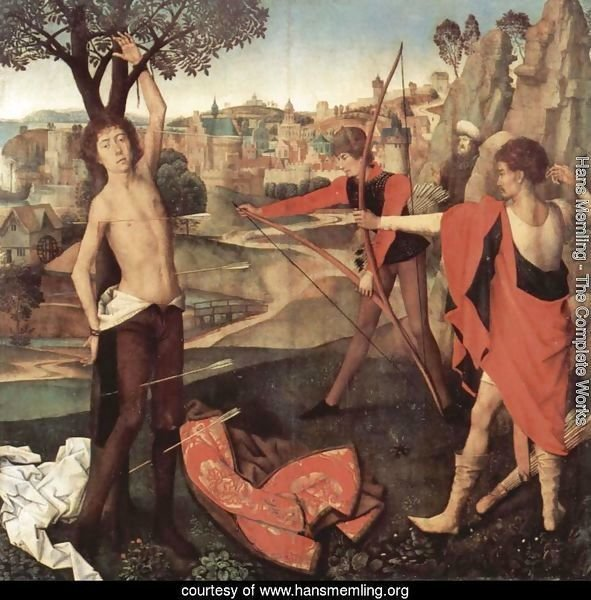 The Martyrdom of St Sebastian c. 1475