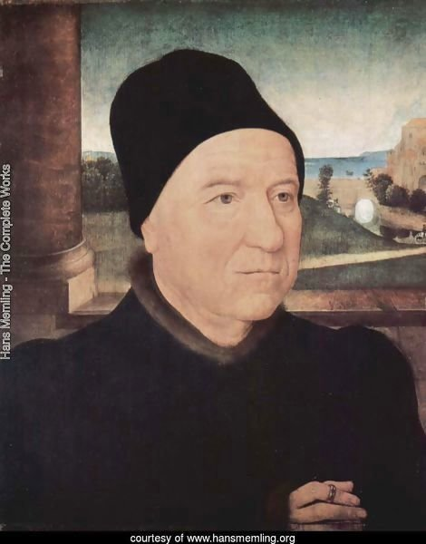 Portrait of an Old Man 1470-75