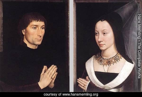 Tommaso Portinari and his Wife c. 1470