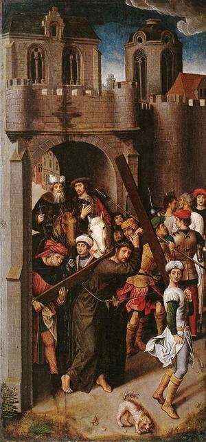 Hans Memling - Carrying the Cross