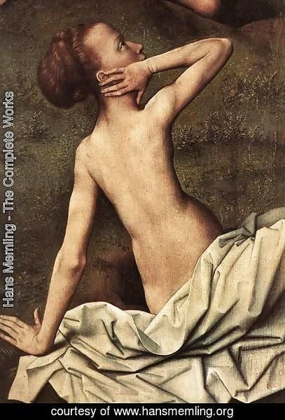 Hans Memling - Last Judgment Triptych (detail-7) 1467-71