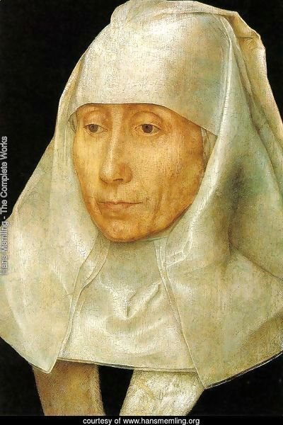 Portrait of an Old Woman 1468-70