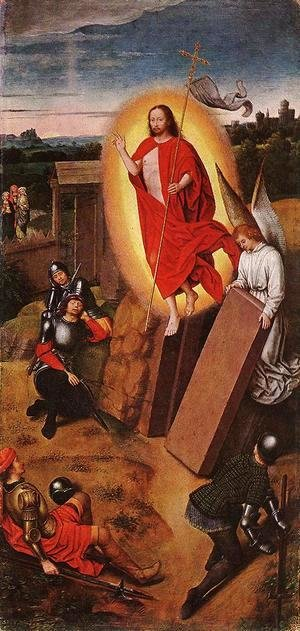 Hans Memling - Resurrection