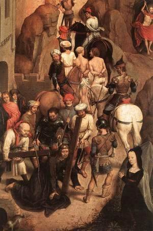 Hans Memling - Scenes from the Passion of Christ (detail-6) 1470-71