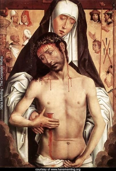 The Virgin Showing the Man of Sorrows 1475 or 1479