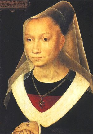 Portrait of a Woman (Sibylla Sambetha)